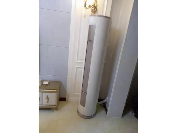 美的(Midea)3匹 智行客厅空调立式柜机 KFR-72LW DY-YA400(D3)怎么样.质量优缺点评测详解分享 _经典曝光 众测 第13张