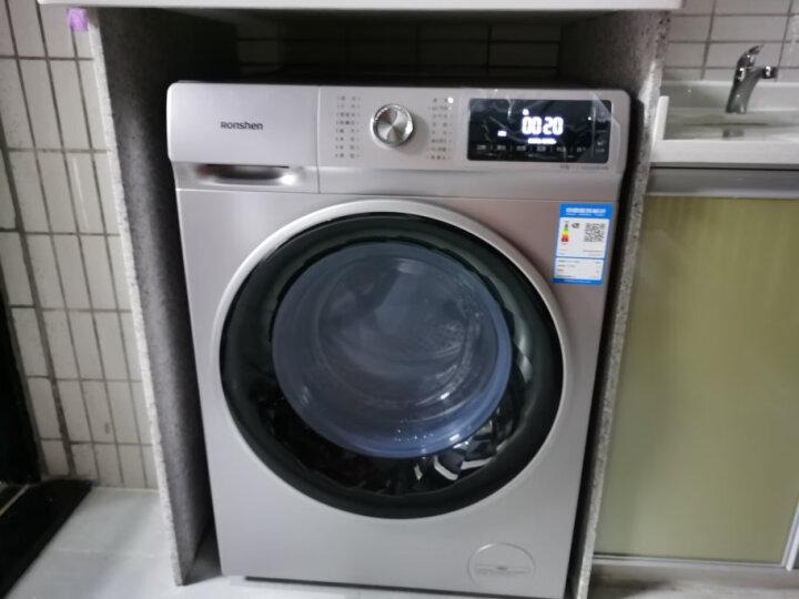透过真相看本质_容声 滚筒洗衣机全自动XQG100-ND146B怎么样,性能同款比较评测揭秘 _经典曝光-苏宁优评网