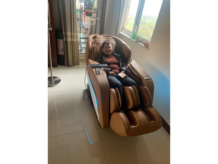 艾力斯特按摩椅家用全身电动按摩椅S700测评曝光【猛戳查看】质量性能评测详情 好货众测 第13张