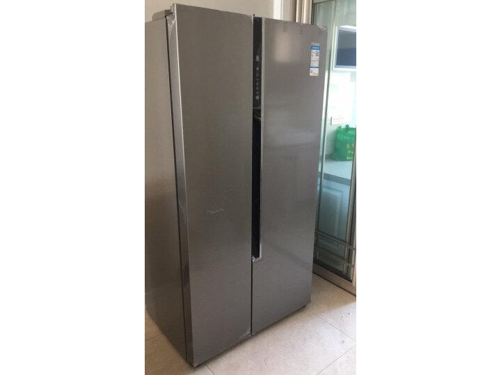 海尔520升双变频风冷无霜对开门双开门冰箱BCD-520WDPD怎么样?真实买家评价质量优缺点如何     怎么样?入手揭秘真相究竟怎么样呢? 值得评测吗 第13张