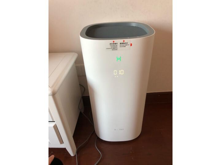 华为智选720全效空气净化器家用KJ500F-EP500H怎么样,一个月亲身体验 值得评测吗 第6张