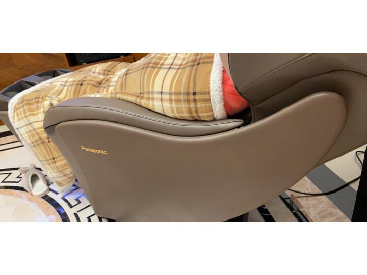 松下(Panasonic)按摩椅EP-MA04ET492测评曝光?官方质量内幕最新评测分享 艾德评测 第8张