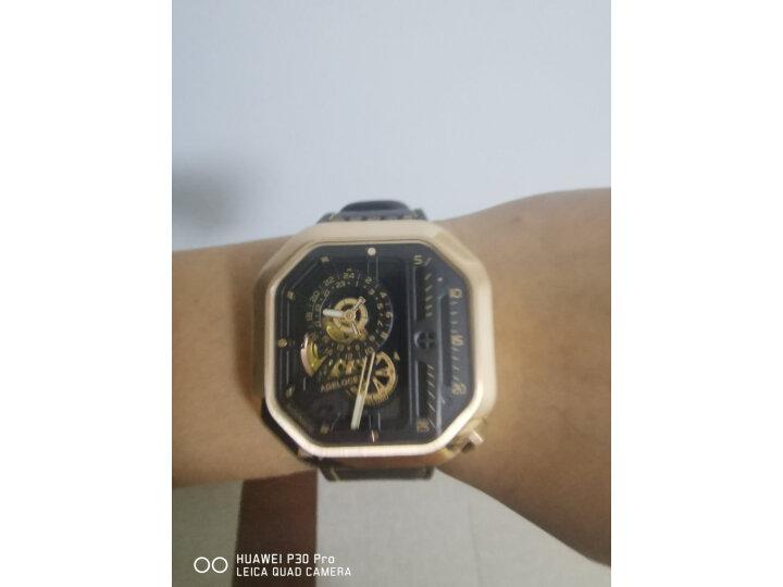 艾戈勒(agelocer)瑞士手表 大爆炸系列5802J1 44MM怎么样【优缺点评测】媒体独家揭秘分享 值得评测吗 第4张