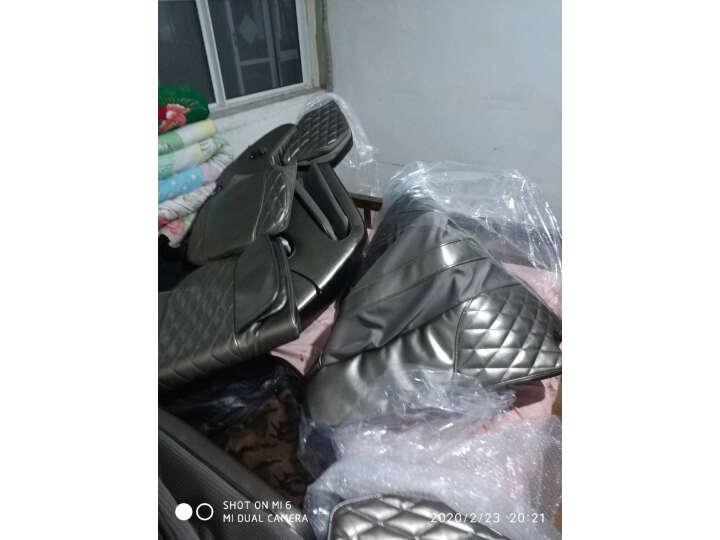 荣耀(ROVOS)E6801鳄鱼咖足底按摩按摩椅家用测评曝光?好不好,质量如何【已解决】 好货众测 第1张