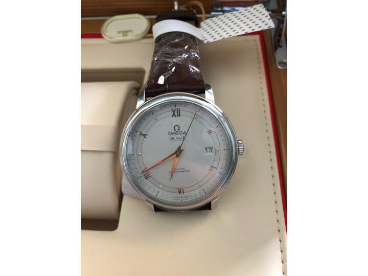 欧米茄(OMEGA)瑞士手表 碟飞系列机械男表424.13.40.20.02.002 怎么样?最新统计用户使用感受,对比分享) 评测 第8张