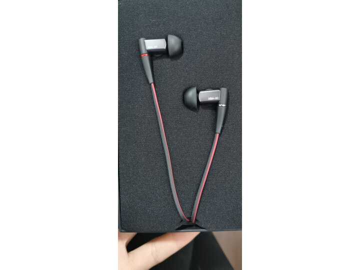 索尼(SONY)XBA-N3BP Hi-Res混合驱动立体声耳机怎么样.质量好不好【内幕详解】 _经典曝光 好物评测 第11张