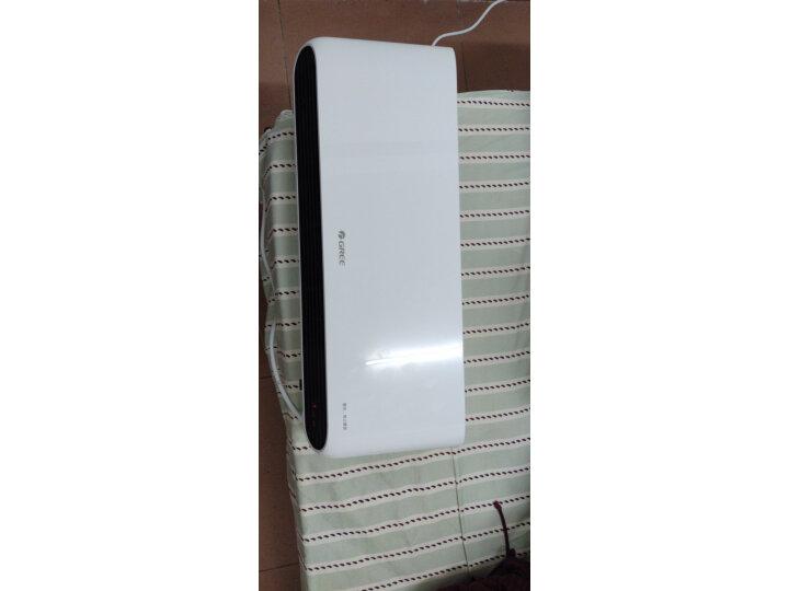 打假测评:格力 家用壁挂式暖风机IPX4级防水浴室电暖器NBFC-X6020评测如何?质量怎样?质量评测,内幕大揭秘 _经典曝光 众测 第3张