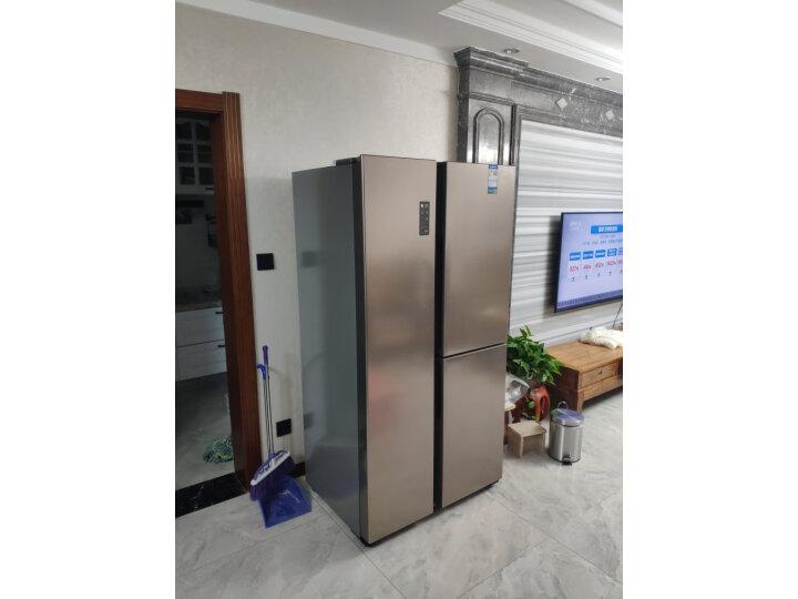 容声(Ronshen) 558升 T型对开三门冰箱BCD-558WD11HPA怎么样?买后一个月,真实曝光优缺点 品牌评测 第10张