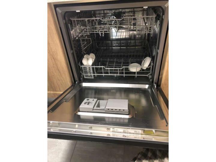 华帝(VATTI)洗碗机家用嵌入式 JWV8-iH8评测【猛戳分享】质量内幕详情 电器拆机百科 第14张