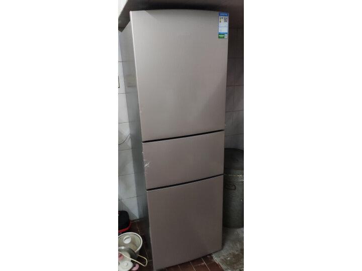 【同款测评分享】容声(Ronshen) 252升 三门冰箱BCD-252WD11NPA怎么样【用户吐槽】质量内幕详情 首页 第11张