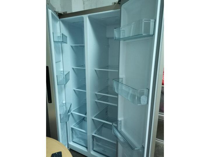 真实使用测评华凌冰箱 450升 双开门冰箱BCD-450WKH怎么样?媒体质量评测,优缺点详解【必看】 首页 第1张