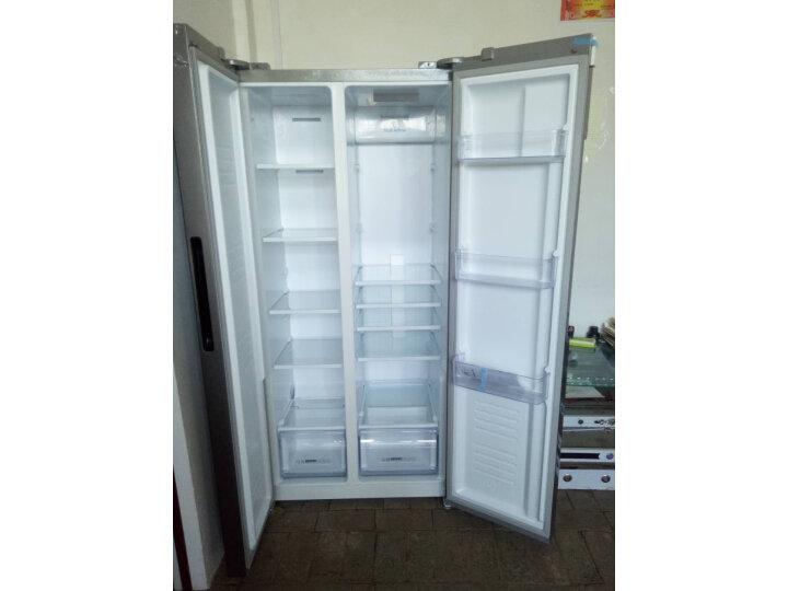 TCL 456升风冷无霜对开电冰箱BCD-456WZ50怎么样?质量口碑如何,真实揭秘 艾德评测 第7张