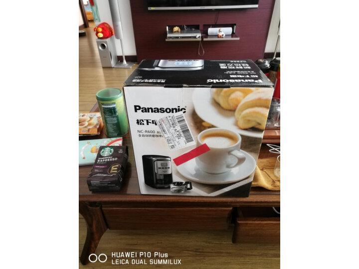 松下(Panasonic)磨豆豆粉咖啡机NC-R600怎么样?质量口碑如何,真实揭秘 艾德评测 第3张