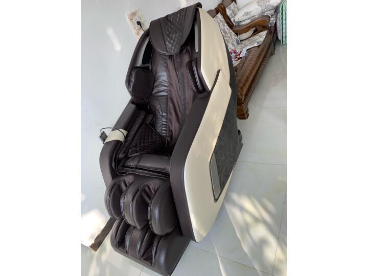 荣泰ROTAI智能按摩椅家用RT7800测评曝光【同款对比揭秘】内幕分享 好货众测 第8张