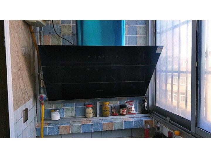 万和(Vanward)侧吸式自清洗 家用20大吸力脱排抽油烟机J728A+B6L338XW好不好啊?质量内幕媒体评测必看 _经典曝光 众测 第21张