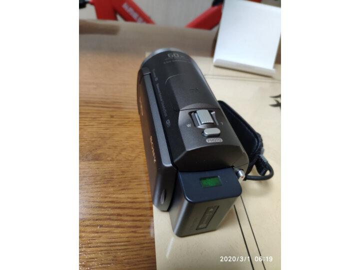 【质量内幕测评】索尼(SONY)HDR-CX680 高清数码摄像机质量好不好?性价比高吗,深度评测揭秘 _经典曝光