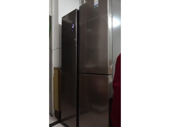 容声(Ronshen) 558升 T型对开三门冰箱BCD-558WD11HPA怎么样?买后一个月,真实曝光优缺点 品牌评测 第5张