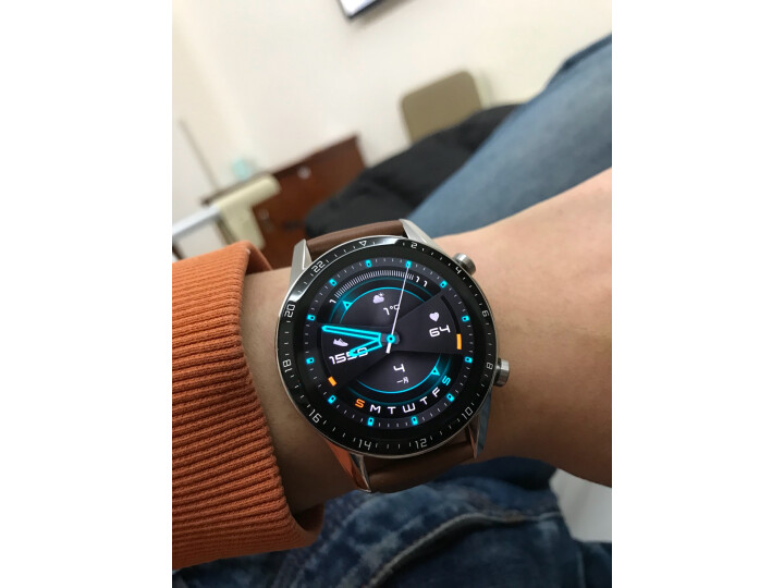HUAWEI WATCH GT2(46mm)砂砾棕 华为手表怎么样?质量口碑反应如何【媒体曝光】 艾德评测 第11张