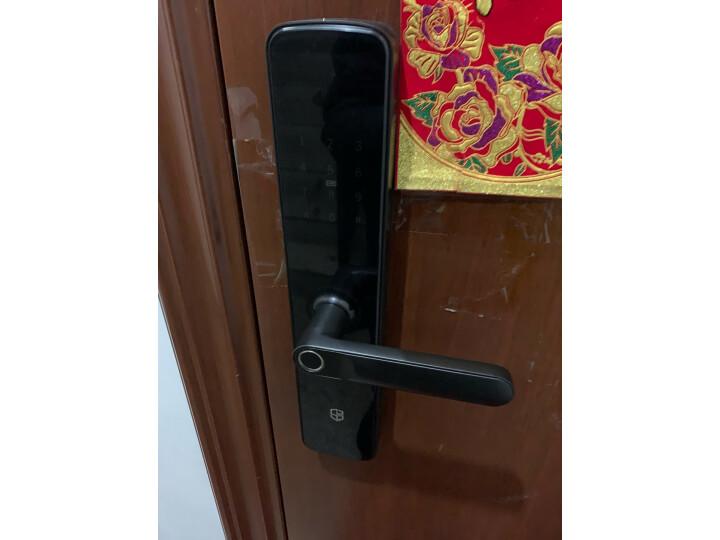 石将军指纹锁密码锁防智能门锁家用防盗门锁S3怎么样吐槽最新使用感受!!_【菜鸟解答】 _经典曝光 首页 第17张