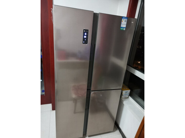 容声(Ronshen) 558升 T型对开三门冰箱BCD-558WD11HPA怎么样?买后一个月,真实曝光优缺点 品牌评测 第4张