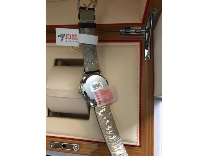 欧米茄(OMEGA)瑞士手表 碟飞系列机械男表424.13.40.20.02.002 怎么样?最新统计用户使用感受,对比分享) 评测 第7张