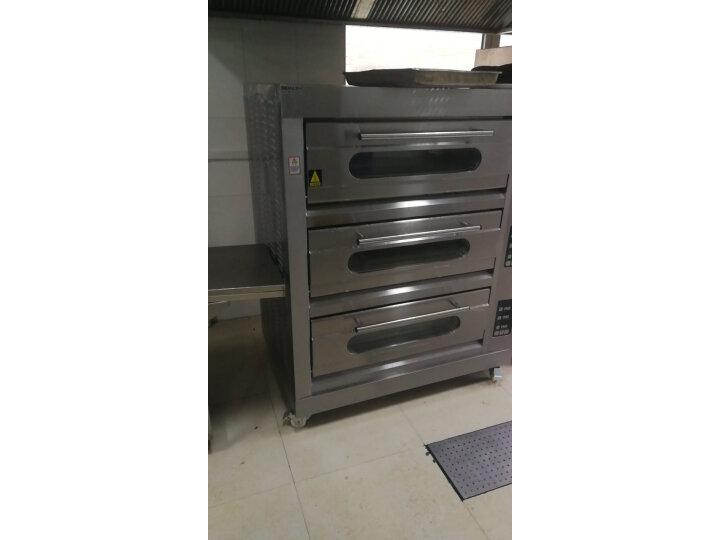 德玛仕(DEMASHI)大型烘焙烤箱商用EB-J6D-Z好不好_质量到底差不差呢_ 电器拆机百科 第3张