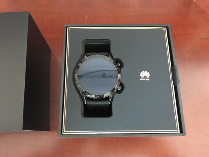 HUAWEI WATCH GT2(46mm)新年红 双表带 华为智能手表质量可靠吗,最真实使用感受曝光【必看】 艾德评测 第9张