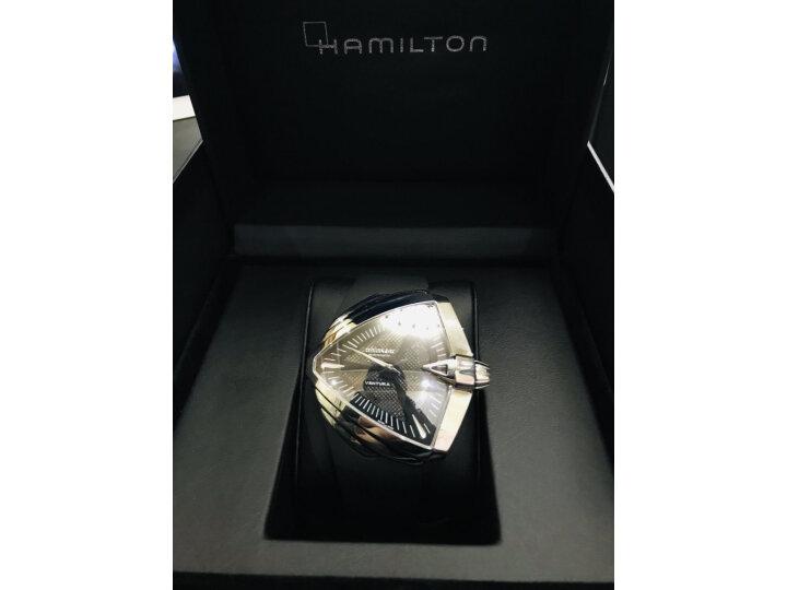 使用测:汉米尔顿瑞士手表探险系列H24655331质量如何,潜水测评曝光 评测 第7张