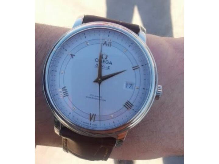 欧米茄(OMEGA)瑞士手表 碟飞系列机械男表424.13.40.20.02.002 怎么样?最新统计用户使用感受,对比分享) 评测 第12张