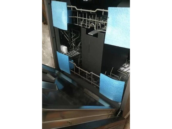 华帝(VATTI)洗碗机家用嵌入式 JWV8-iH8评测【猛戳分享】质量内幕详情 电器拆机百科 第7张