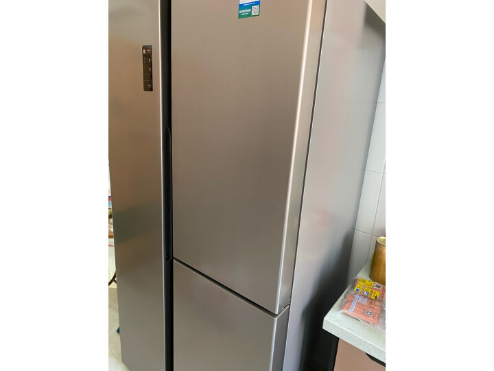容声(Ronshen) 558升 T型对开三门冰箱BCD-558WD11HPA怎么样?买后一个月,真实曝光优缺点 品牌评测 第9张