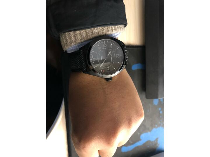 汉米尔顿(HAMILTON)瑞士手表卡其野战系列H68551833怎么样【同款质量评测】入手必看-艾德百科网