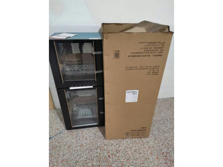 苏泊尔(SUPOR)消毒柜家用立式消毒碗柜 RLP80G-L06怎么样?最新使用心得体验评价分享 值得评测吗 第7张