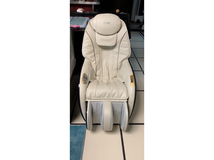 芝华仕(CHEERS)M1080 按摩椅家用 怎么样_一个月亲身体验 艾德评测 第6张