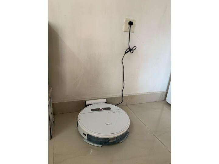 美的(Midea)扫地机器人i5 扫拖一体机怎么样.质量优缺点评测详解分享 艾德评测 第10张