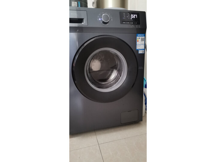 TCL 10公斤变频全自动滚筒洗衣机XQG100-P600B新款质量怎么样?质量靠谱吗,在线求解-苏宁优评网