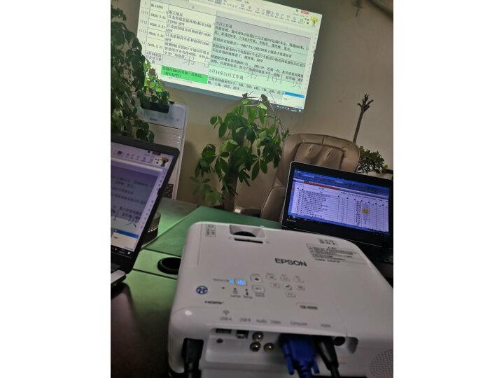 爱普生(EPSON)CB-X05E 投影仪怎么样?用过的朋友来说说使用感受 值得评测吗 第4张