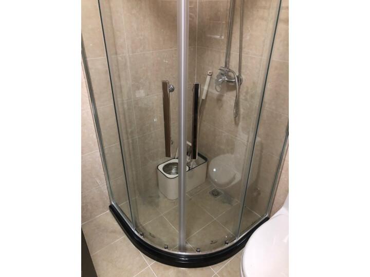 箭牌(ARROW) 整体淋浴房弧扇形钢化玻璃简易淋浴房隔断怎么样?媒体评测,质量内幕详解 艾德评测 第12张