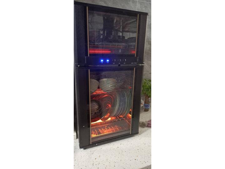 苏泊尔(SUPOR)消毒柜家用立式消毒碗柜 RLP80G-L06怎么样?最新使用心得体验评价分享 值得评测吗 第3张