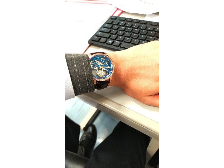 艾戈勒(agelocer)瑞士手表 陀飞轮系列机械表9004E1质量评测如何【同款对比揭秘】内幕分享_好货曝光 _经典曝光-货源百科88网