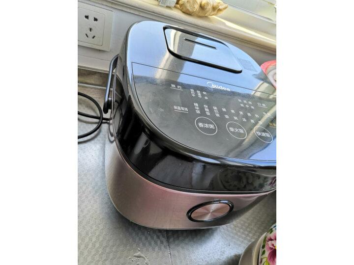 美的(Midea)电饭煲一级能效IH电磁加热家用MB-FB40S701最新评测怎么样??为什么爆款,质量内幕评测详解-苏宁优评网