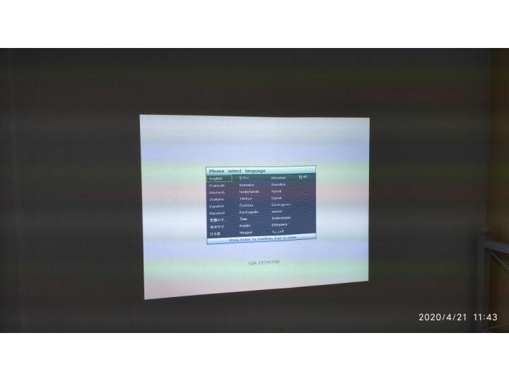 明基(BenQ)MX3291+ 投影仪怎么样_质量性能评测,内幕详解 艾德评测 第3张