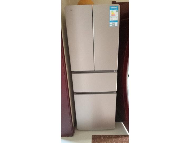 在线求解_TCL 282升 冷藏自动除霜 法式多门电冰箱BCD-282KR53怎么样?评价为什么好,内幕详解 _经典曝光 首页 第5张
