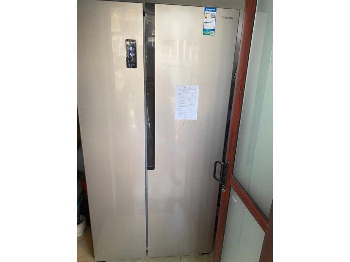 真相吐槽容声(Ronshen) 590升 双门对开门冰箱BCD-590WD11HPA怎么样?质量有缺陷吗【已曝光】 首页 第9张