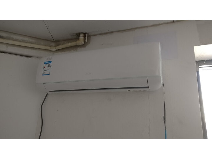 奥克斯 (AUX) 1.5匹 京裕壁挂式空调挂机怎么样?优缺点如何,真想媒体曝光 值得评测吗 第9张