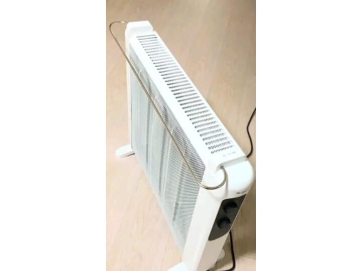 格力(GREE)取暖器电暖器电暖气家用NDYQ-X6025B评测如何?质量怎样?多少人不看这里都会被忽悠了啊 _经典曝光 众测 第7张