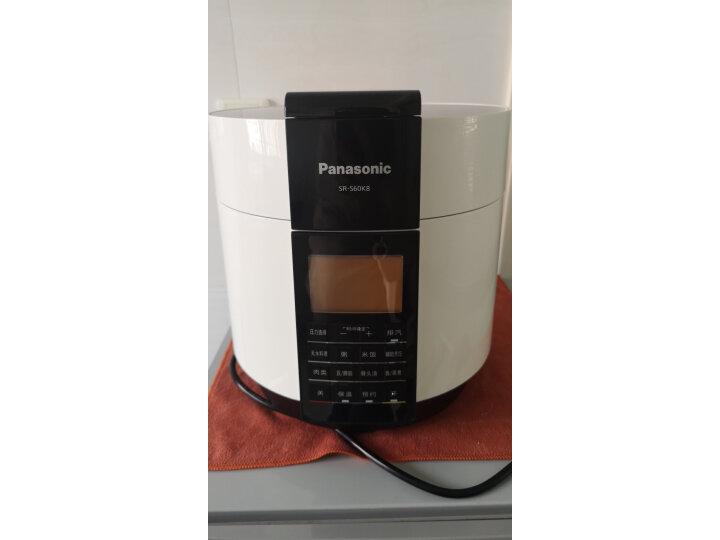 松下(Panasonic)6L智能电压力锅SR-S60K8怎么样?质量口碑如何,真实揭秘 选购攻略 第6张