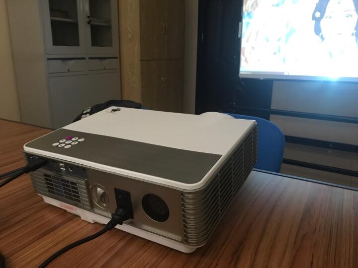 瑞格尔(Rigal)RD-830 投影仪家用智能办公投影机新款测评怎么样??质量性能分析,不想被骗看这里-苏宁优评网