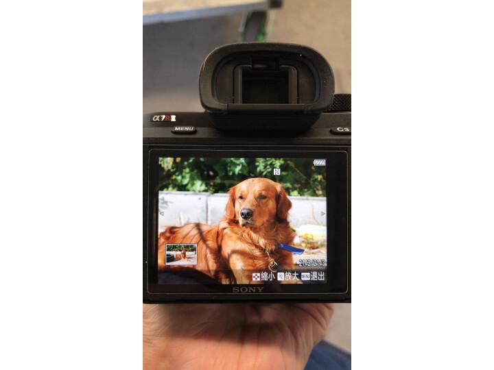 【质量众测揭秘】索尼(SONY)Alpha 7R II 全画幅微单数码相机比较测评怎么样??对比说说同型号质量优缺点如何 首页推荐 第5张