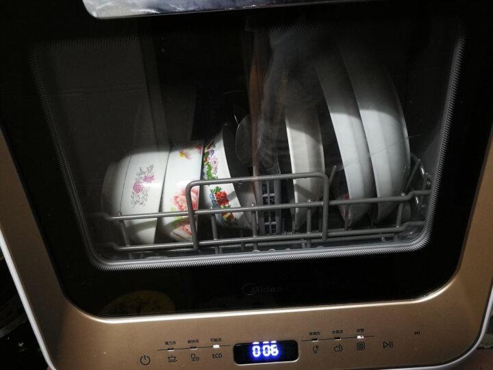 美的(Midea)6套刷碗机S3怎么样质量评测如何,详情揭秘 艾德评测 第9张